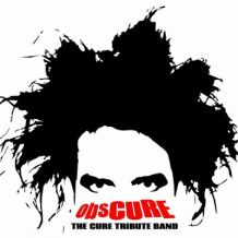 obscure the cure tribute band.