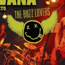 buzz lovers tributo a nirvana.