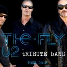 the fly u2 tribute band.