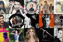 Cantantes y grupos españoles 2015