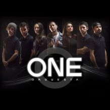 one band.