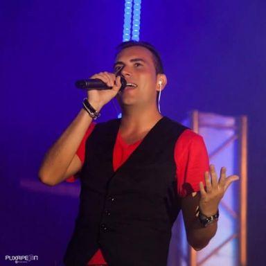 cantante y animador