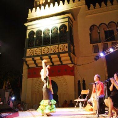 grupo flamenco consolera