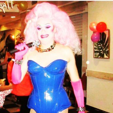 drag queen gabrielle