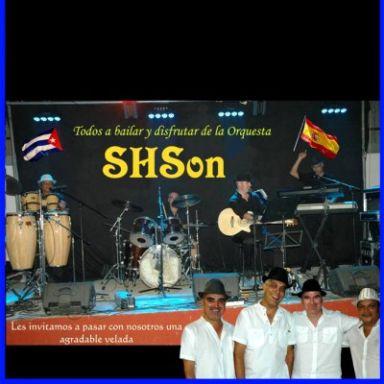 orquesta latina shson