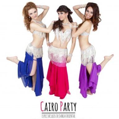 espectaculos orientales cairo party
