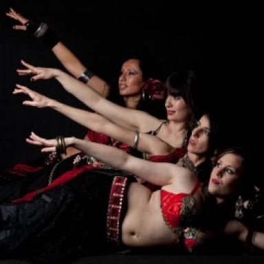 mystic dance fusion