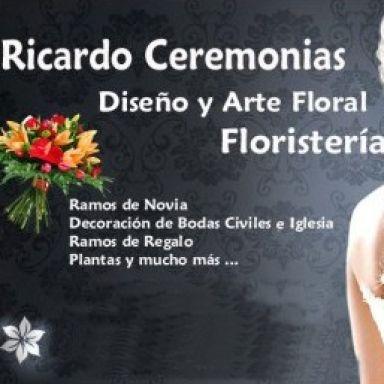 ricardo ceremonias floristeria
