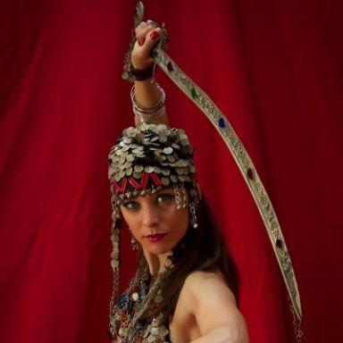 compania de danzas orientales isis