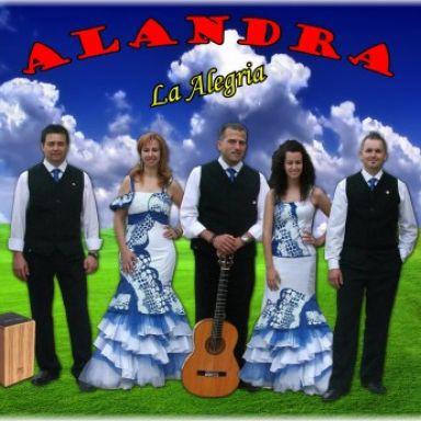coro rociero grupo flamenco alandra
