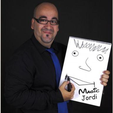 magic jordi