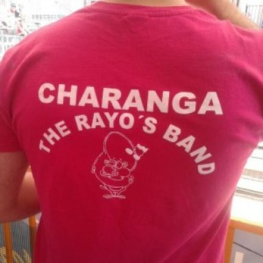 charanga the rayos band