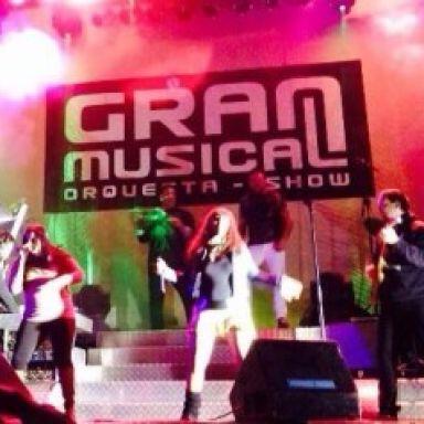 gran musical orquesta show