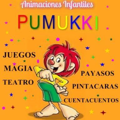 animaciones infantiles pumukki