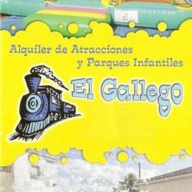 atracciones y parques infantiles el gallego