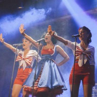 the vintage girls