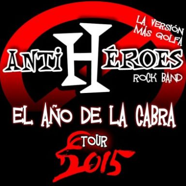 antiheroes rockband