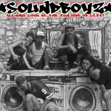 soundboyz la risspect krew studio oners supahsonic troopahs