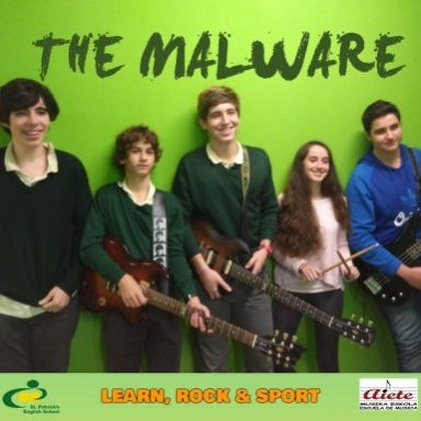 the malware rock band