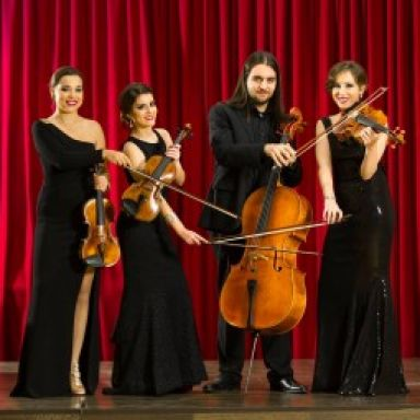 cuarteto 4 strings