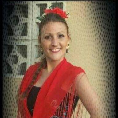 cuadro flamenco rosseta vergara