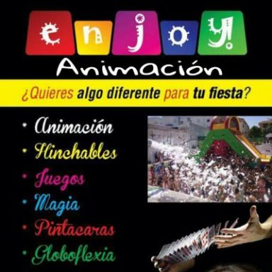 enjoy animacion