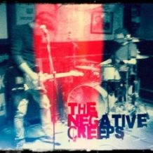 the negative creeps.
