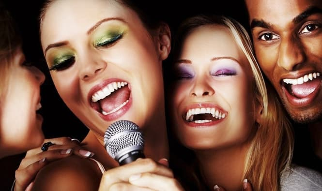 alquilar karaoke