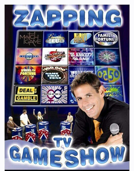 zapping tv game show