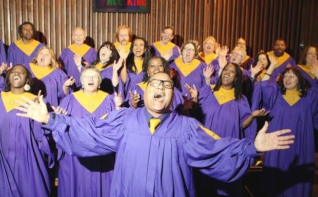 contratar un coro gospel para bodas