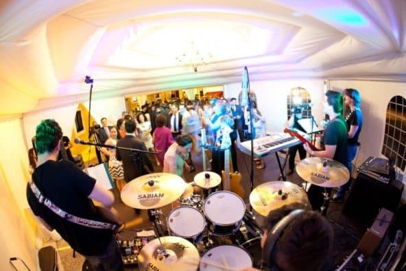 grupo retroversión -orquesta para bodas
