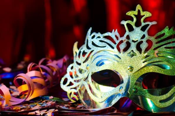 Organizar una fiesta de carnaval