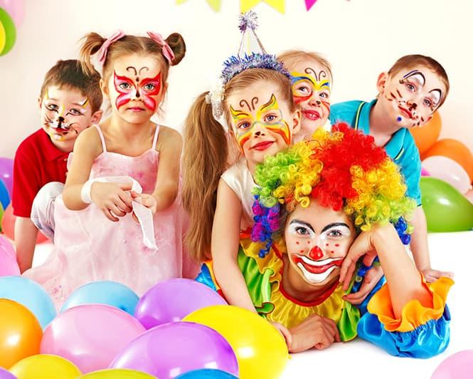 fiesta de disfraces infantil