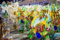 contratar animación para el desfile de carnaval