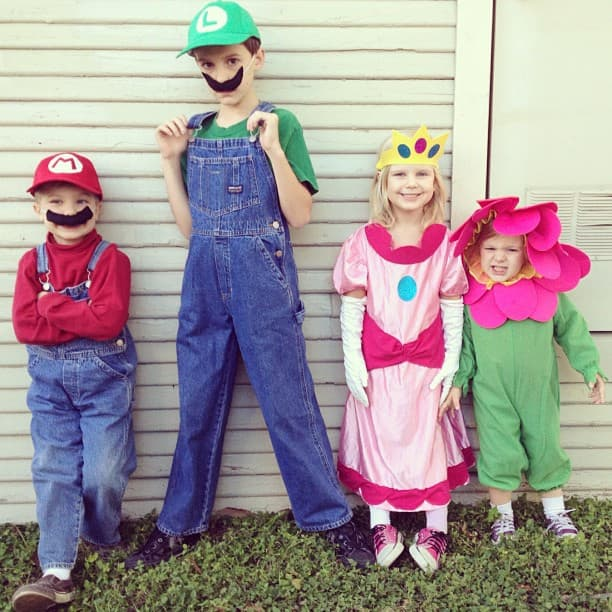 organizar una fiesta de disfraces infantil