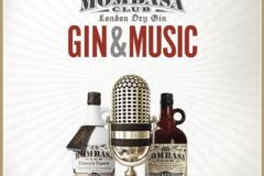 II Concurso de Talentos Mombasa Gin&Music