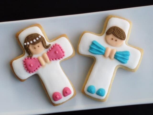 galletas comunión