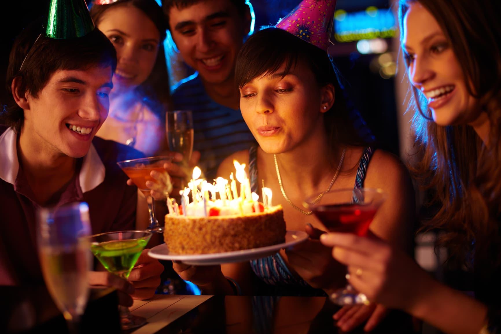 Ideas para fiestas de cumplea os la factor a del show - Fiesta cumpleanos adulto ...