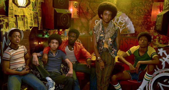 The Get Down - historia del hip hop