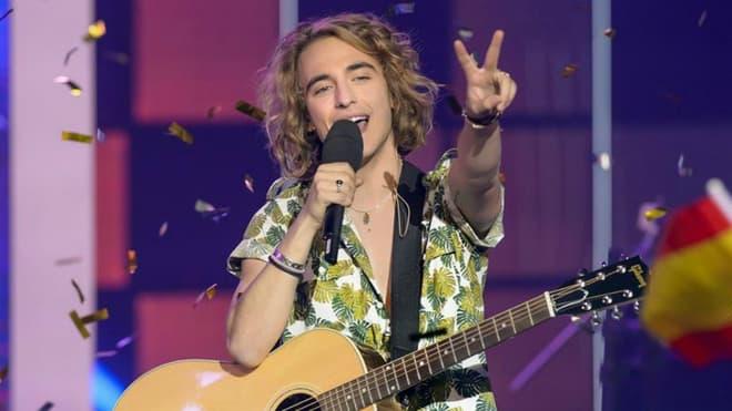 Manel Navarro Eurovision
