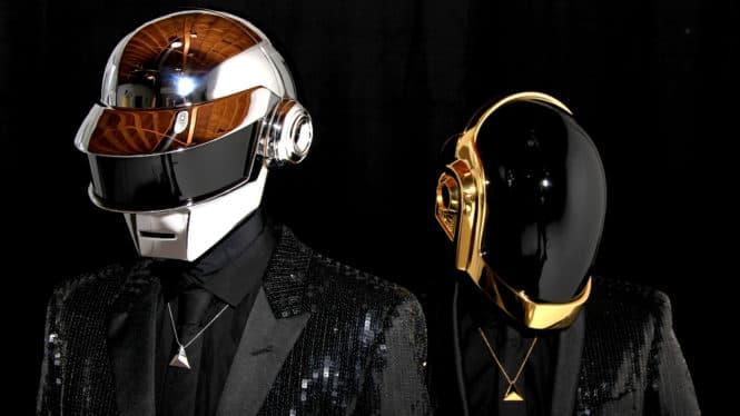 Mejores DJs-Daft Punk