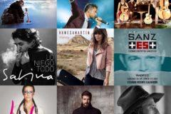 cantantes españoles en gira 2017