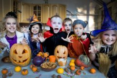 Ideas para fiestas de Halloween infantiles