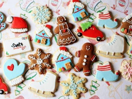 concurso de dulces de navidad