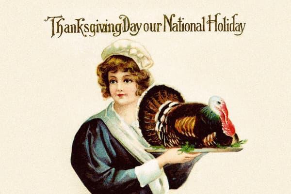 "Sarah Josepha Hale ""Thanksgiving Day"""