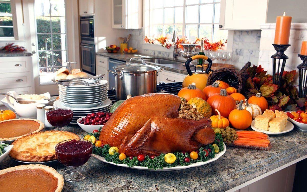 Qué se come en Acción de Gracias