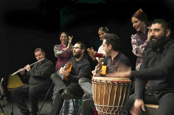 grupos de flamenco para eventos