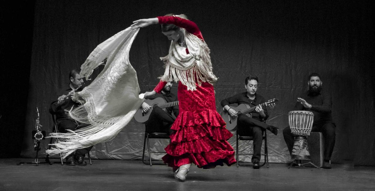 flamenco temple para eventos