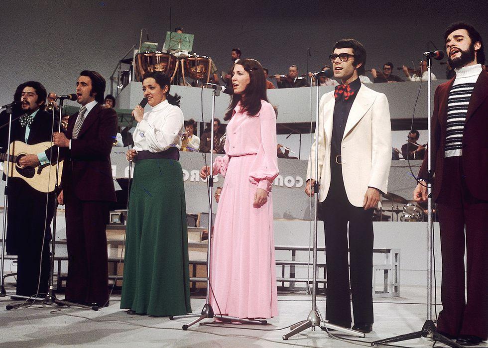 Mocedades en Eurovisión