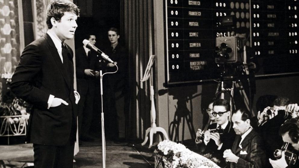 Actuación de Raphael en Eurovisión, 1967
